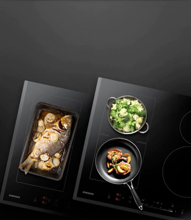 FlexZone/Anydish – beim Kochen frei schalten und walten