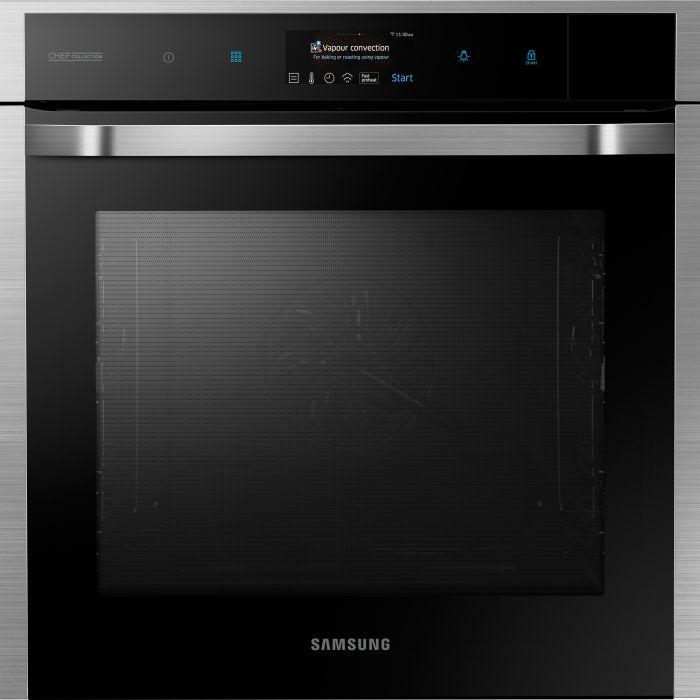 Relativ Samsung Einbau-Backofen NV 73J9770RS/EG Energieeffizienzklasse A+ GU95